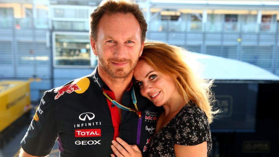 Гери Халиуел се сгоди за шеф от Формула 1