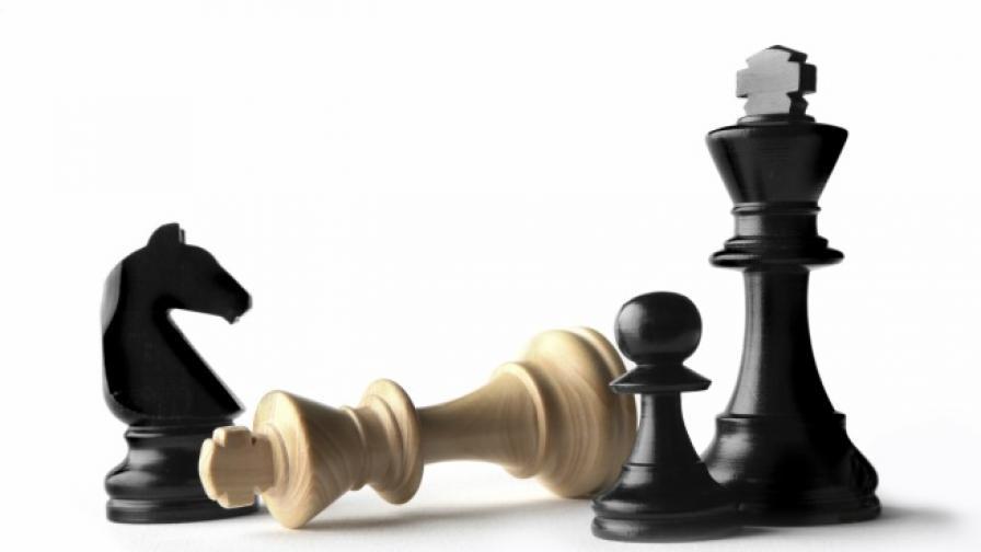 Полиция на адрес заради крясъци на... шахматист