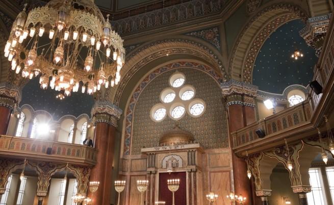 Българска синагога в класация за красивите храмове в света