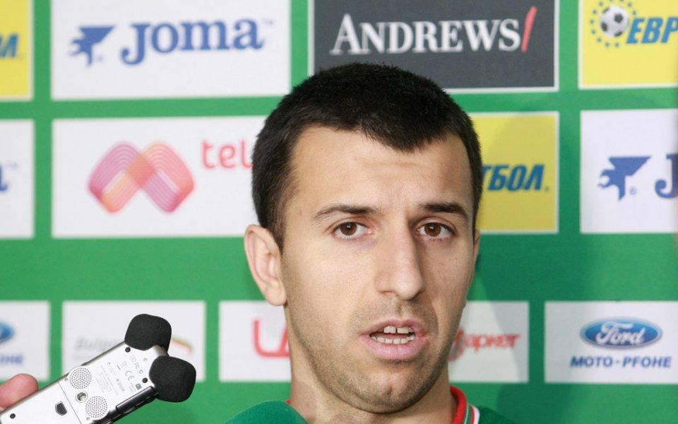 Дяков: Националният отбор е над Шампионската лига