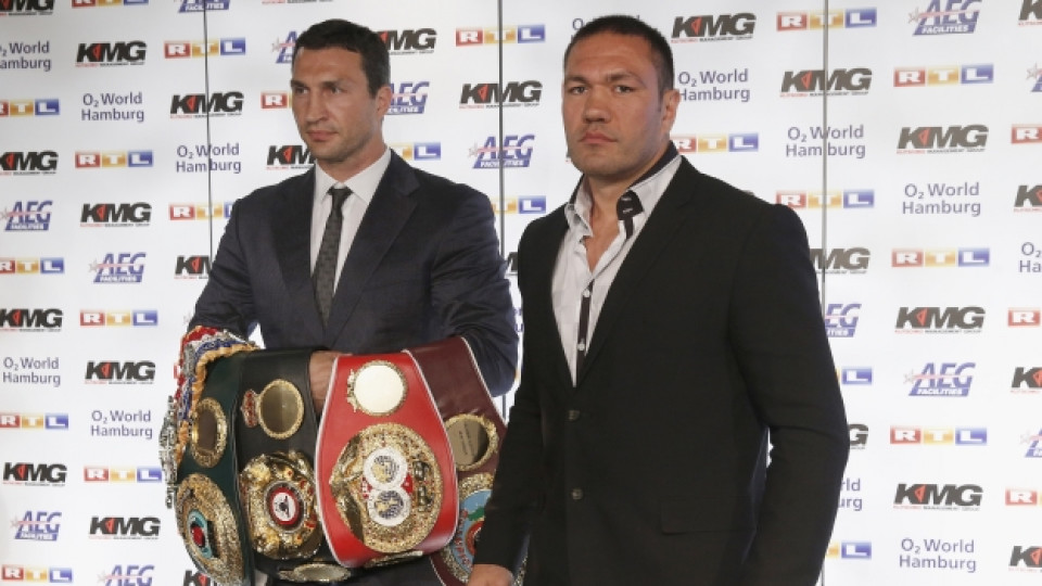 Пулев срещу Кличко: Кой е по-сексапилният на ринга?