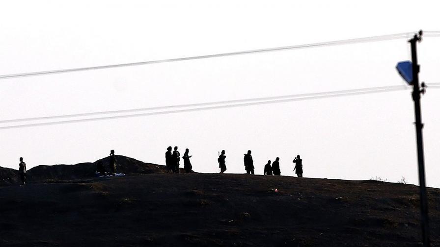 Бойци на ИД