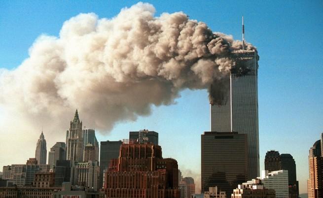 Годишнина от 11 септември и падането на кулите близнаци