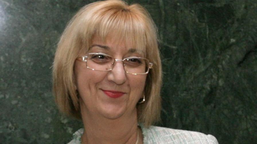 Таня Райковска поема временно ВКС