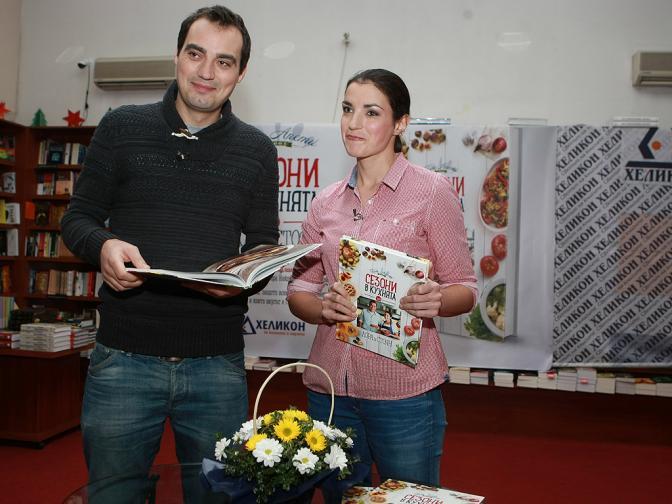 Сезони кухня Лора Стоян