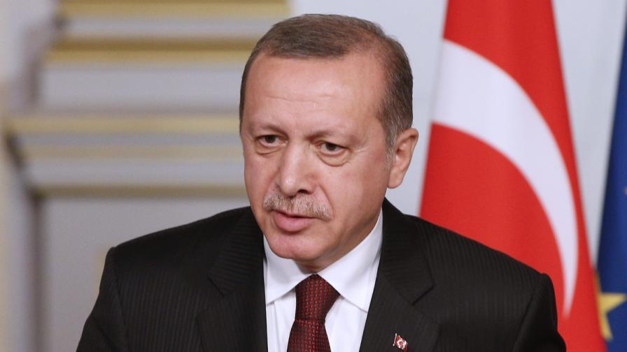 Ердоган: ЕС да приеме Турция, ако е срещу ислямофобията