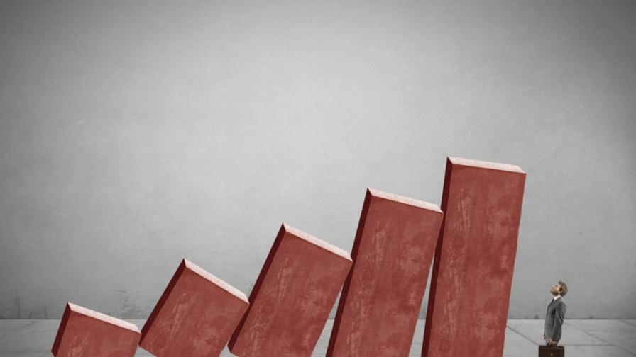 МФ прогнозира 0,8% ръст на икономиката за 2015 г.