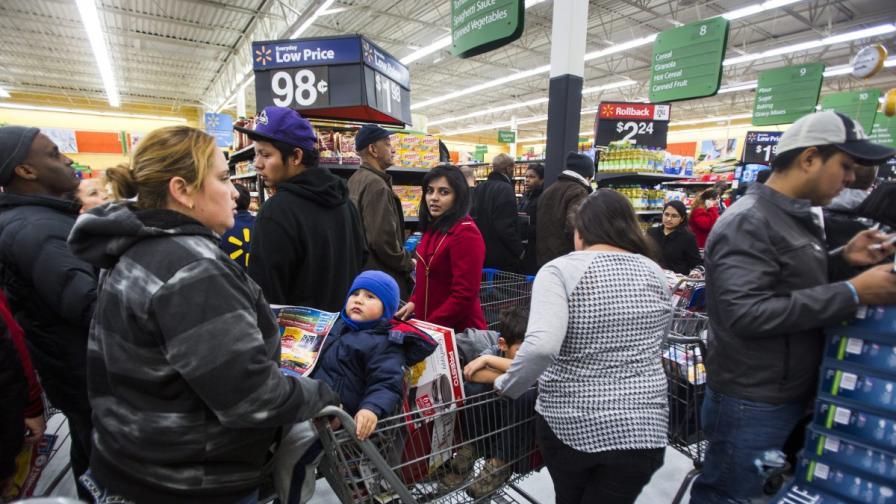 Черен петък: Пазарната треска започна