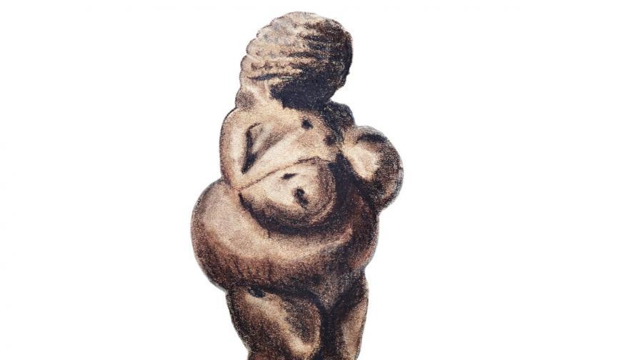 Откриха праисторическа Венера на 23 хиляди години