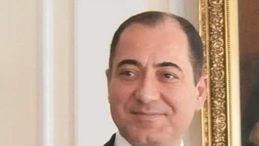 Сюлейман Гьокче, посланик на Република Турция