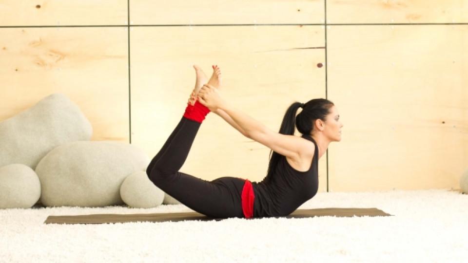 Йога при проблеми с дебелото черво