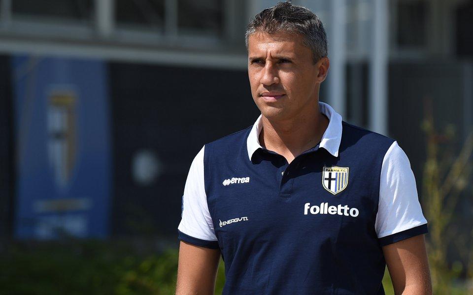 Ернан Креспо: Карло Анчелоти е страхотен човек и треньор