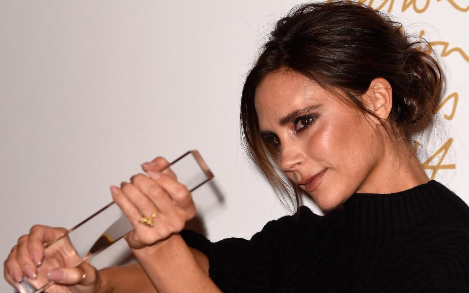 Виктория Бекъм се напи на собственото си парти