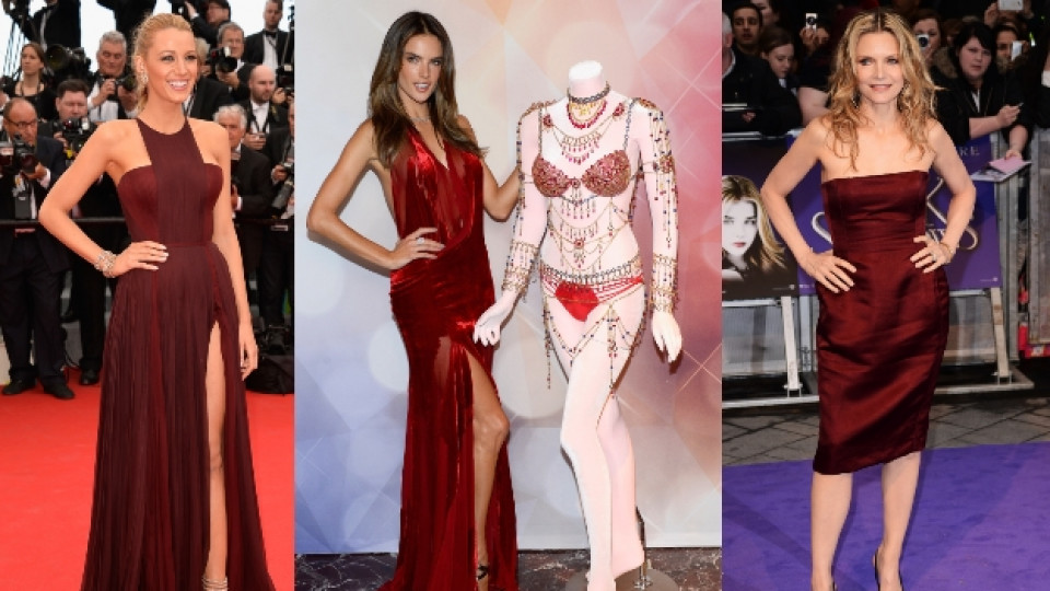 """Цветът """"Марсала"""" ще бъде хитовата тенденция в модата, красотата, индустриалния и интериорния дизайн през 2015 година"""