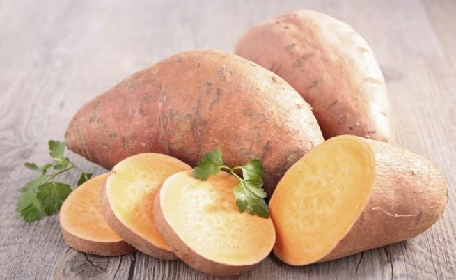 Как се свалят 30 кг за 100 дни само с... картофи (снимки)