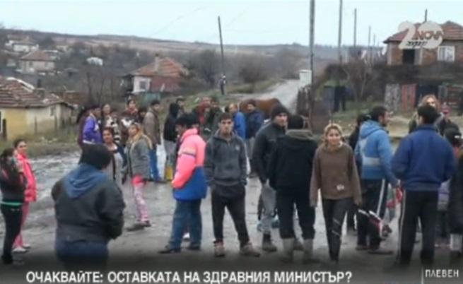 Село Дебелт на протест заради изнасилено дете