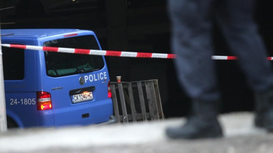 Въоръжени обраха митническо бюро в София
