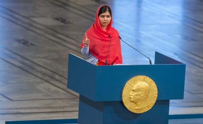 Маляля Юсуфзай се вижда като премиер на Пакистан