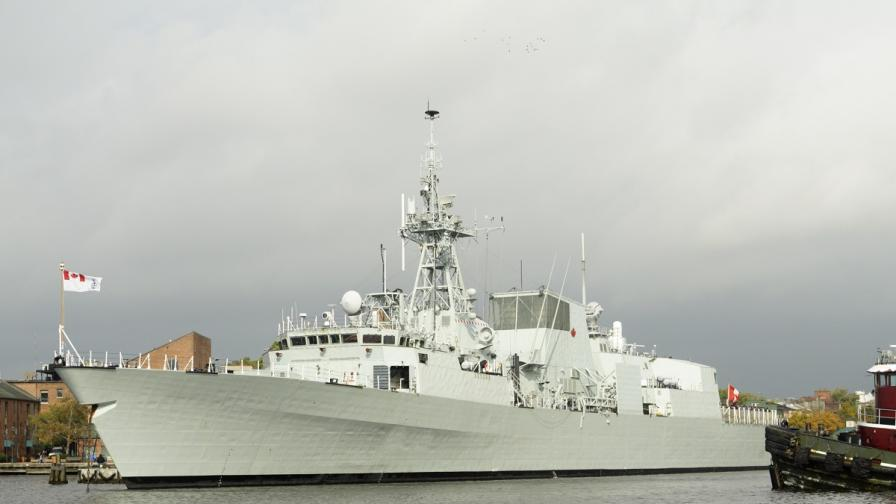 Канадският военен флот забрани алкохола