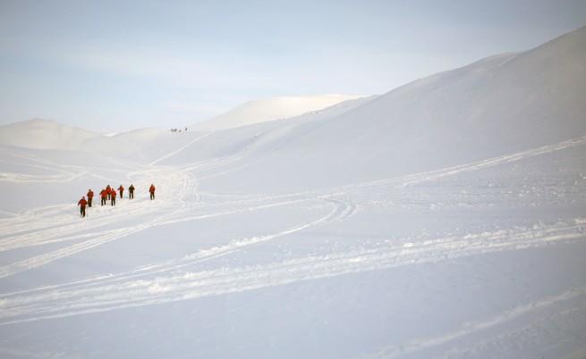 И Дания предяви претенции за Северния полюс