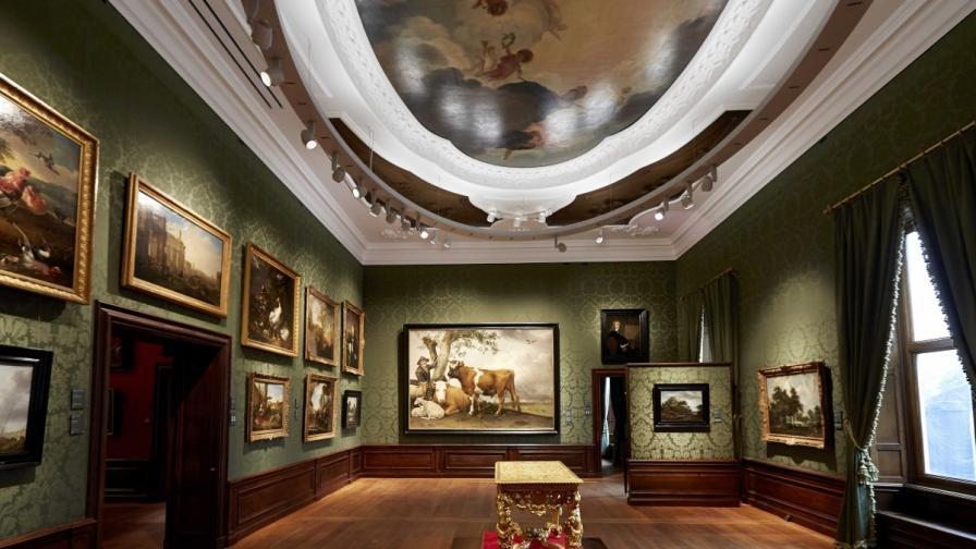 """Продадоха изчезнала картина, която се появи в декора на """"Стюарт Литъл"""""""