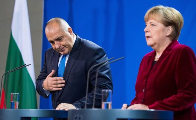 Борисов и Меркел