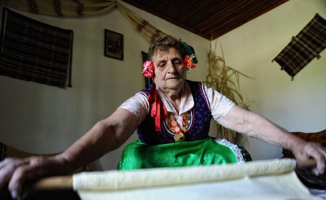 Веселина Драганова от село Гарван