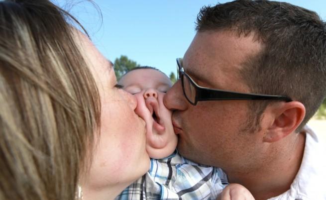 Шестте скрити мисли на родителите за децата им