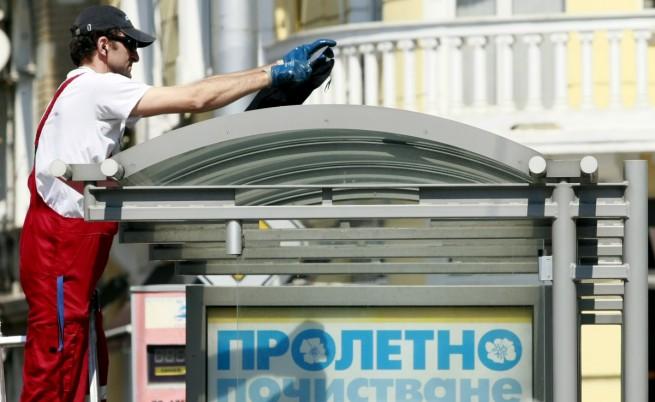 Дават на концесия спирките на градския транспорт в София