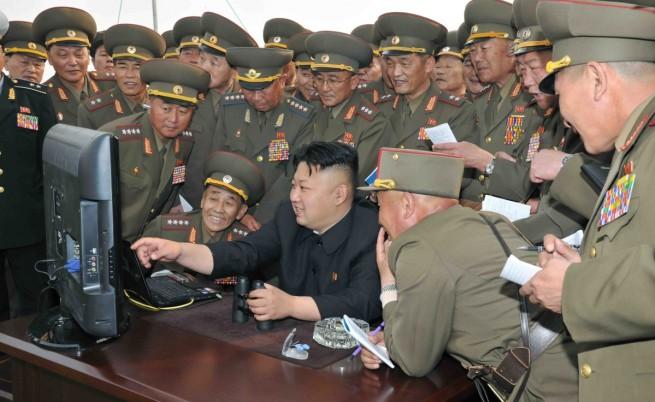 Интернет връзката в КНДР се срина