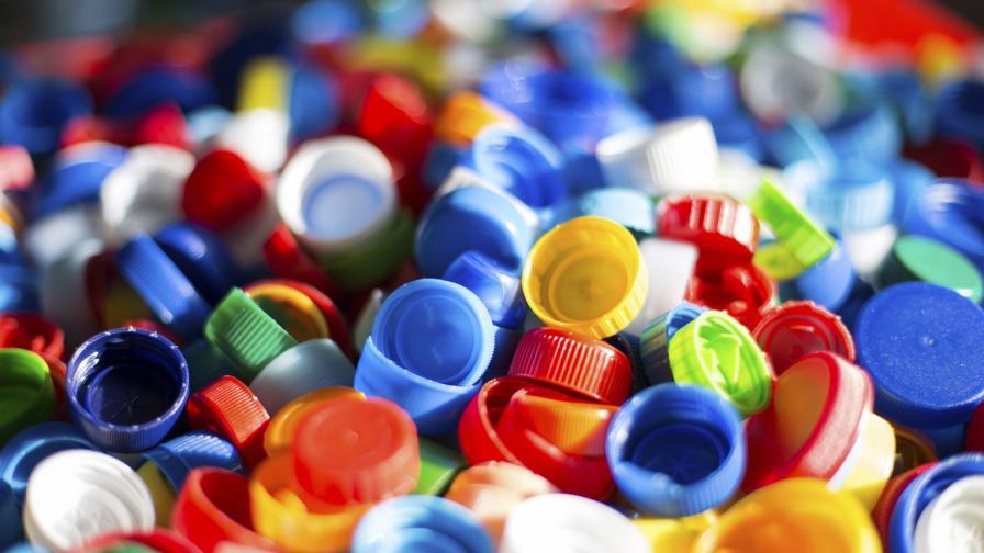 С какво помагат 1 т пластмасови капачки