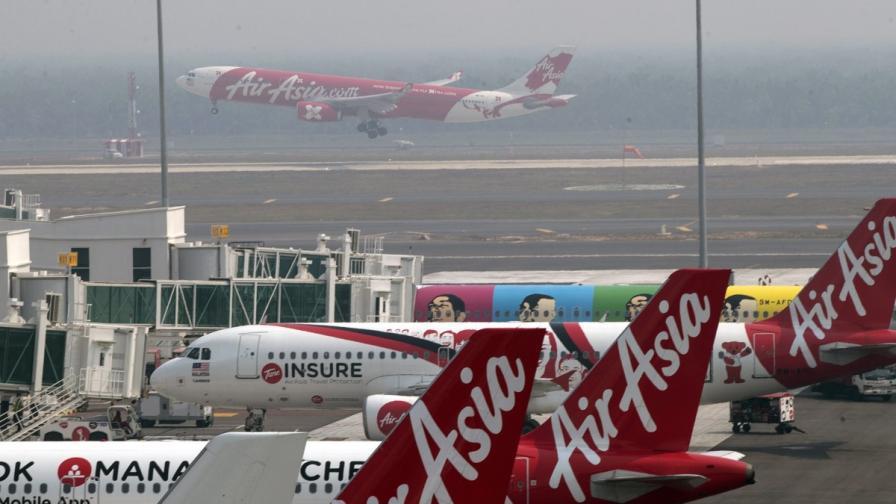 Самолетните катастрофи в Индонезия