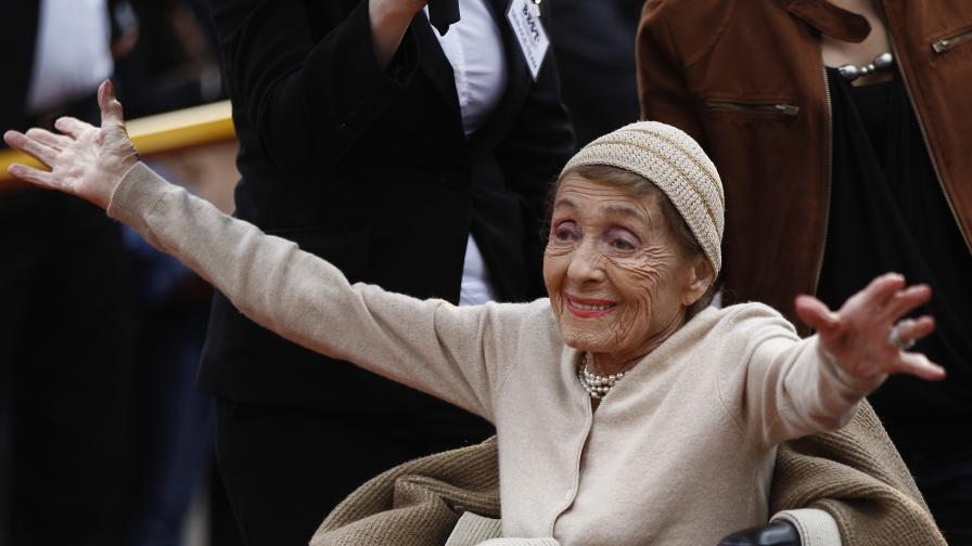 """На 104 г. почина носителката на два """"Оскар""""-а Луиз Рейнър"""