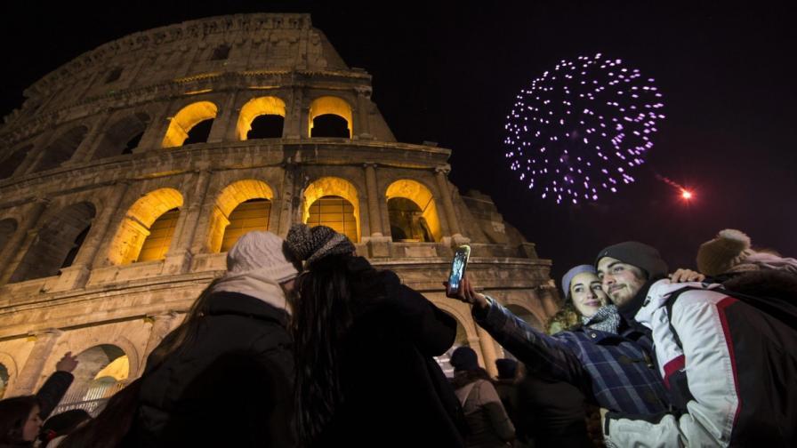 85% от катаджиите в Рим се разболели за празниците