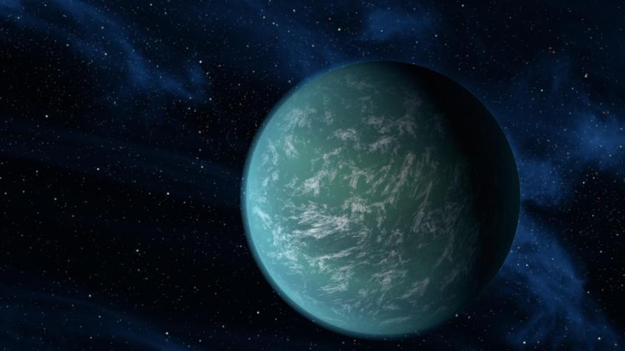 НАСА откри осем екзопланети, които са подходящи за живот