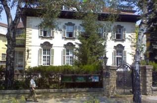 Къщата, която фамилия Чапрашикови са притежавали в София, в днешни дни