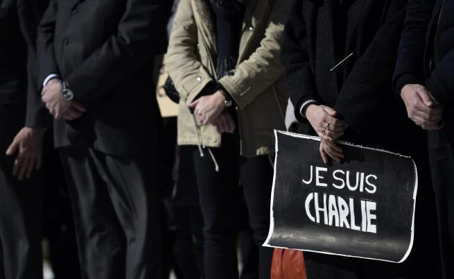 """Светът: """"Ние сме """"Шарли"""""""