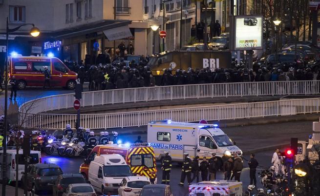 """Терористите на """"Стад дьо Франс"""" са можели да убият повече хора"""