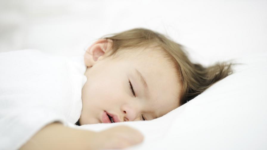Сънят помага на бебетата да усвояват нови знания