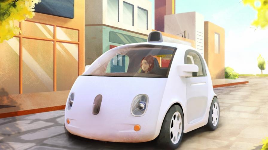 """""""Дженерал мотърс"""" ще работи с """"Гугъл"""" по колите без шофьори"""
