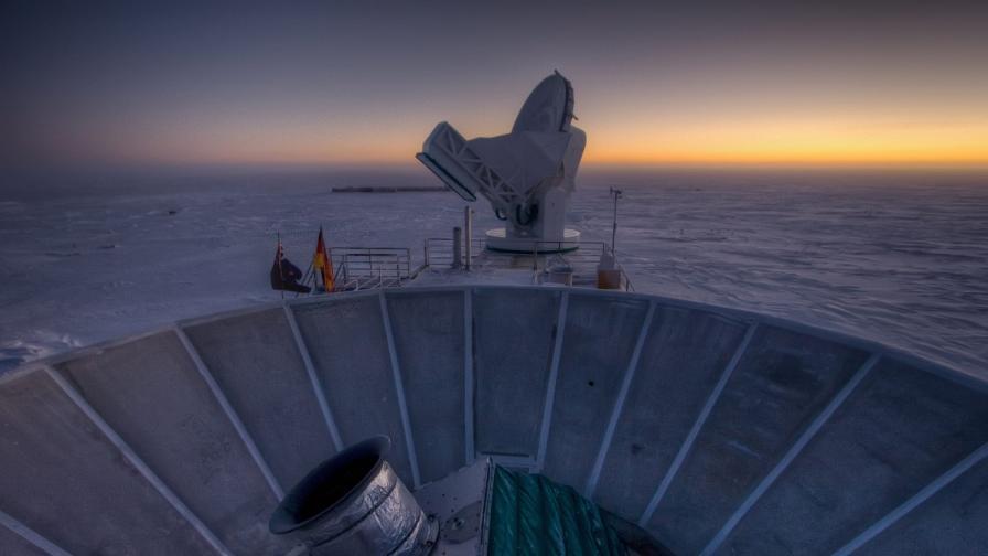 Учени смятат, че са открили следа от паднал метеорит в Антарктида