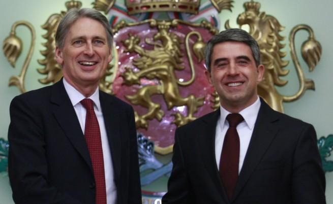 Плевнелиев и Хамънд: ЕС трябва да се реформира