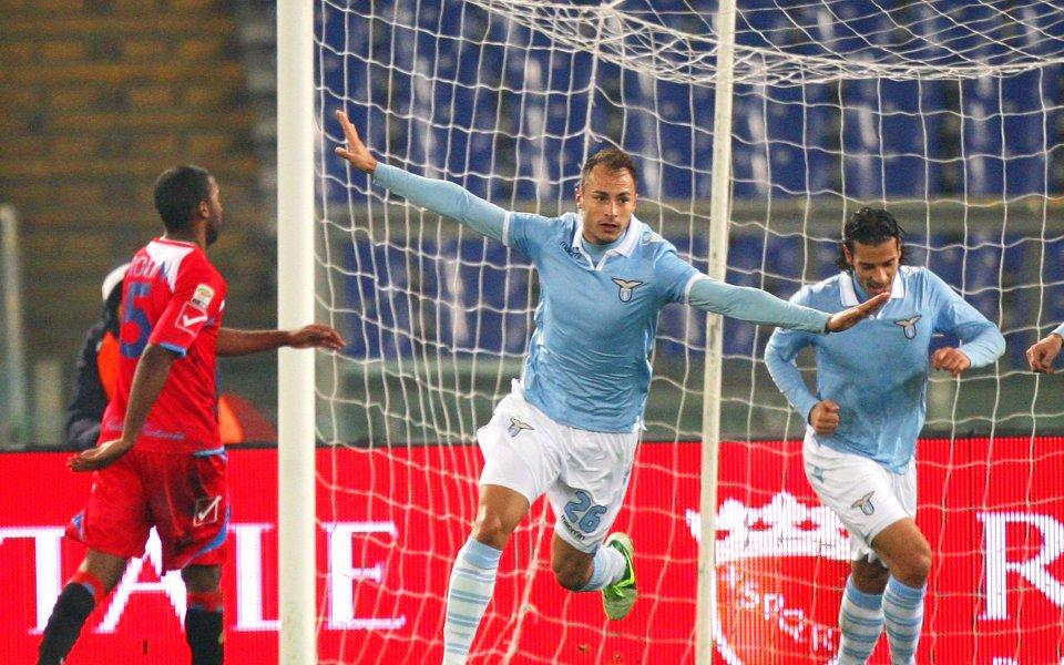 Лацио подновява договора на още един играч
