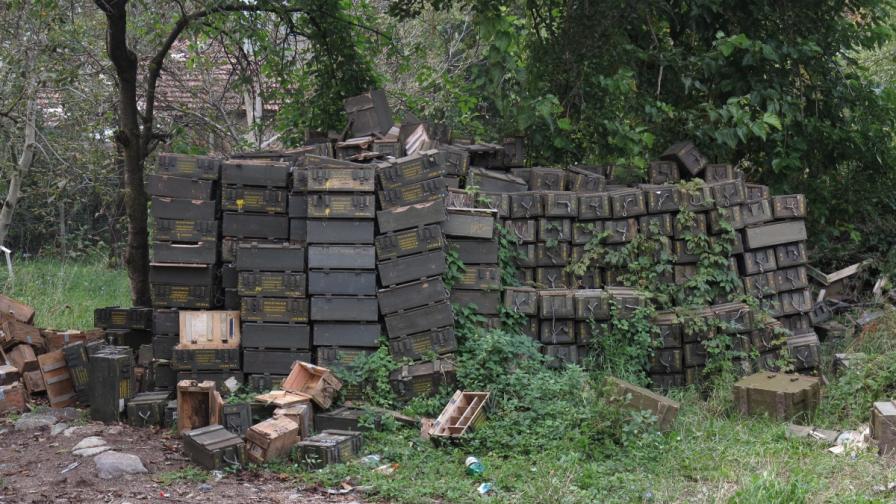 Взривове на заводи в България от 2000 г. насам