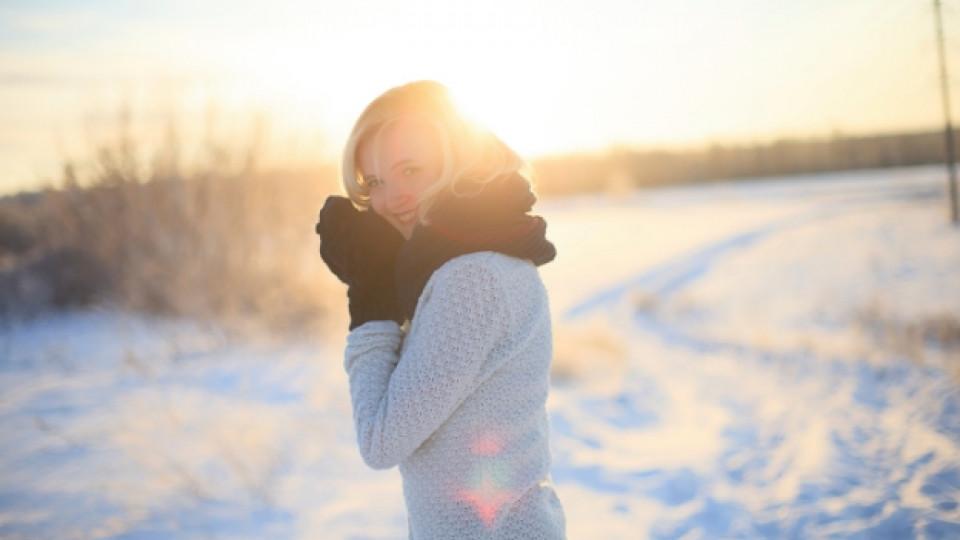 Здравите кости имат нужда от много слънце
