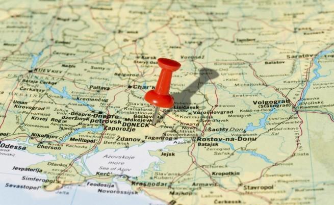 САЩ: Русия разполага оръжия в Донецк