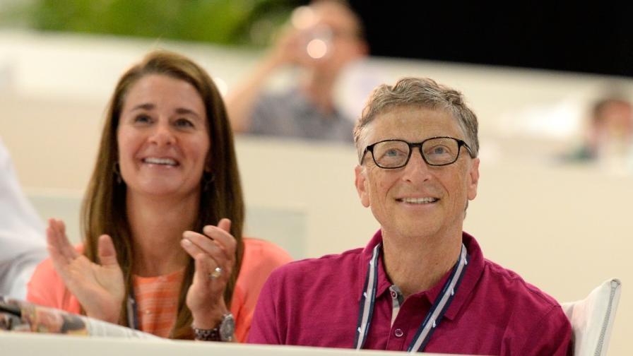 Семейство Гейтс предвиждат по-добър живот за бедните до 2030 година
