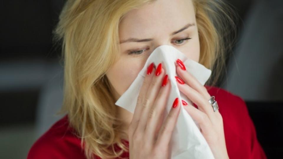 Как да се отървем от запушения нос чрез природни лекове