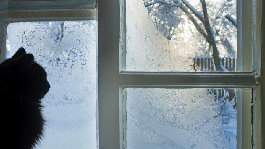 Валежи от сняг и дъжд в средата на седмицата