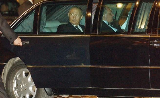 Лимузината на Путин щяла да е най-сигурната в света